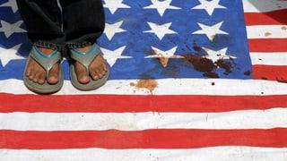 US-Kampf gegen den IS läuft nicht nach Plan
