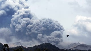 Vulkanausbruch auf Indonesien: Hunderttausende werden evakuiert