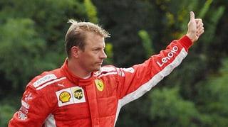 Räikkönen kehrt zu Sauber zurück