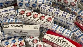 EU rüstet im Kampf gegen Zigarettenschmuggel auf