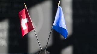 Schweiz-EU: Wachsende Zweifel an bilateralen Verträgen
