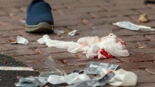 Bluttat löst weltweit Entsetzen und Trauer aus