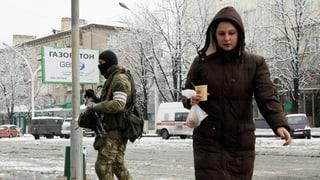 «Soldaten ohne Abzeichen gehören zu Russlands Repertoire»