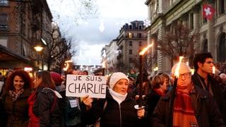 «Der Terrorismus findet vor unserer Haustür statt»