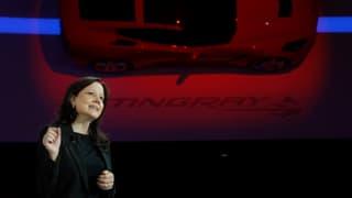 GM lässt erste Frau ans Steuer