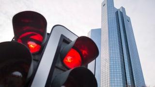 Deutsche Bank zahlt 2,5 Milliarden Dollar wegen Zinsmanipulation