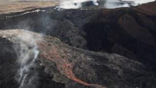 Lava aus unterirdischen Rissen bedroht Anwohner