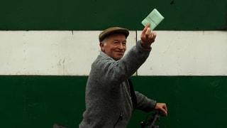 Andalusien-Wahl: Gelbe Karte für Madrid