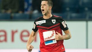 FC Zürich will Aarau-Spieler Sandro Wieser verklagen