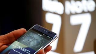 Das Samsung Galaxy Note 7 ist Geschichte