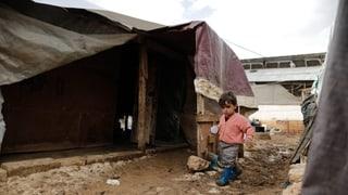 Lage der syrischen Flüchtlinge verschlechtert sich