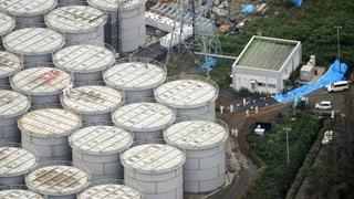 Leck in Fukushima – der Premier beruhigt