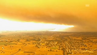 Waldbrände in Australien fordern einen Toten