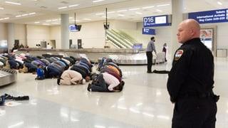 US-Einreiseverbot ist in Kraft – Eilantrag aus Hawaii