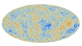 Teleskop «Planck» liefert spektakuläre Himmels-Bilder