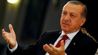 Erdogan klagt an – die EU kontert