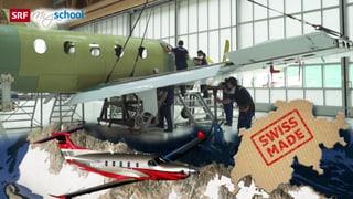 Video «Swiss Made: Pilatus Flugzeuge (3/5)» abspielen