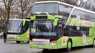 1 onn Meinfernbus a Cuira
