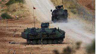 Türkei gibt grünes Licht für Militäreinsatz in Irak und Syrien
