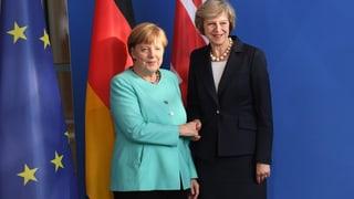 Brexit hin oder her: Ein Lächeln für gemeinsame Interessen