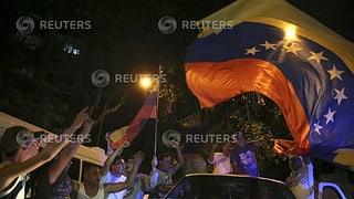 Opposiziun cun maioritad da 2/3 en la Venezuela