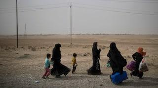 Mossul: 1,2 Millionen Zivilisten bangen um ihr Leben