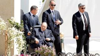 Bouteflika tritt noch vor Ende der Amtszeit zurück