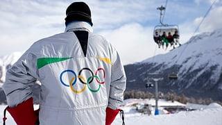 Olympische Spiele haben in der Schweiz einen schweren Stand