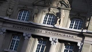 Schweizer Notenbank hält trotz Kritik an Negativzins fest