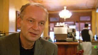 Video «Der Krimiautor und Täterversteher Ferdinand von Schirach » abspielen
