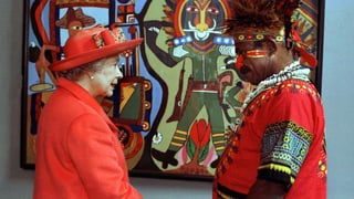 Im Archiv gewühlt: Die zehn lustigsten Queen-Fotos