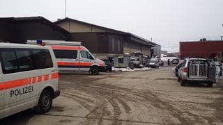 Schwerverletzte bei Schiesserei in Altstätten