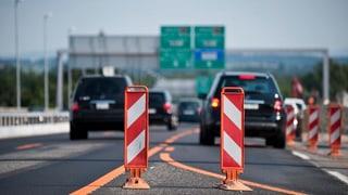 Autobahnbaustellen sollen sicherer werden