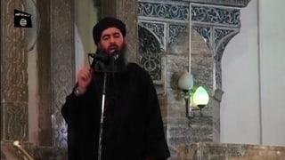 US-Jets greifen im Irak Konvoi mit IS-Anführern an