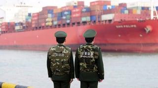 Liste für Zölle auf chinesische Produkte veröffentlicht