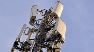 Bundesrat will Grenzwerte für Handy-Antennen lockern