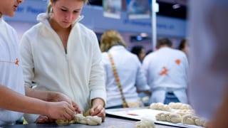 Dringend gesucht: Bäcker-, Coiffeuse-, oder Gärtnerlehrlinge