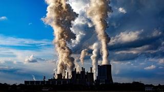 Kohle beschmutzt das saubere Image Deutschlands