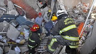 Tödliche Explosion in Mexiko-Stadt wegen Schlamperei?