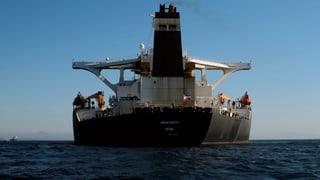 Irans Öltanker verlässt Gibraltar