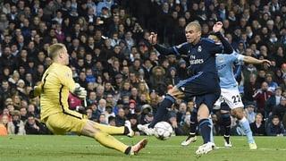 Senza Ronaldo, senza gols