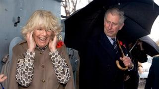 Rosenhochzeit: 10 Jahre Charles und Camilla