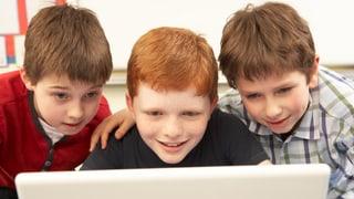 Kinder als Börsengurus
