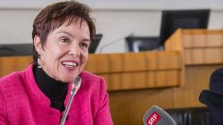 Baselbieter Bildungsdirektorin lobt ihren «Marschhalt»