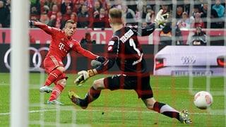 Shaqiri sichert den Bayern einen Punkt