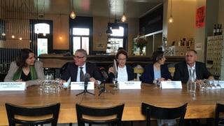Wahlauftakt der Basler Linken mit scharfen Tönen gegen die SVP