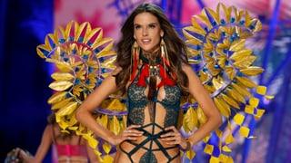 «Victoria's Secret»-Show: Federn, Diamanten und viel nackte Haut