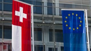 Brüssel will wieder mit Bern reden
