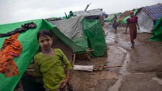 Keine Hilfe für Burmas muslimische Minderheit