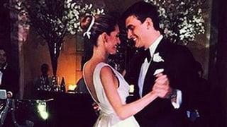 So war die Hochzeit von Bianca Gubser